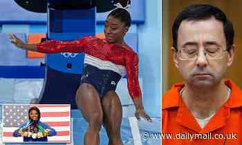 TOM LEONARD: Withdrawal of Simone Biles gymnast has sparked fierce debate over mental health impact