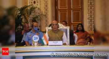 SCO must work for stable & safe region, help Afghanistan: Rajnath Singh