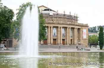 Opernsanierung - Ein guter Tag für Stuttgart - Stuttgarter Zeitung