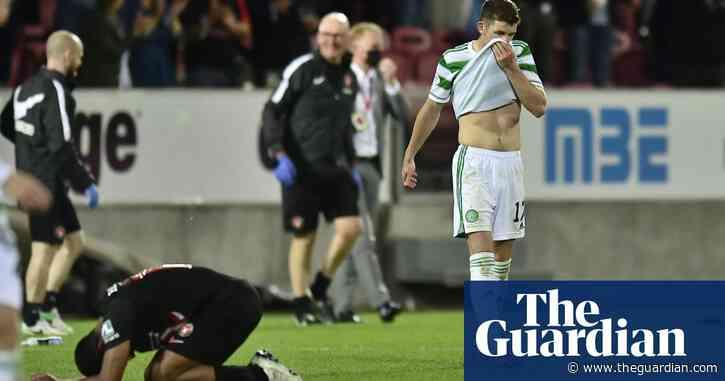 Ange Postecoglou rues transfers failure after Celtic exit Champions League