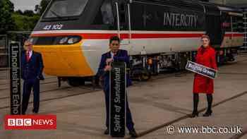 Retired LNER train nameplates sell for £12,000