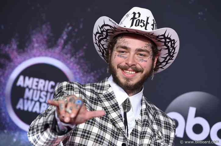 Post Malone Announces the Return of Posty Fest
