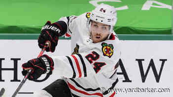Red Wings sign Pius Suter after Blackhawks fail to make offer