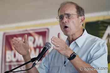 Hosemann pushes health care, jobs in Neshoba Fair speech - Associated Press