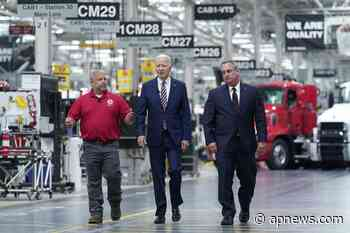 Can Biden's efforts lead to more American factory jobs? - Associated Press