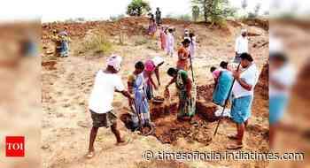 Uttar Pradesh flags 'rozgar sewak' jobs to relatives of gram pradhan under MNREGS; missive to DMs - Times of India