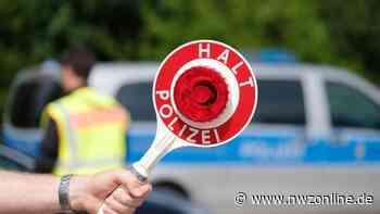 Polizeikontrolle in Elsfleth: Vierfach-Verstoß eines alkoholisierten Pkw-Fahrers - Nordwest-Zeitung