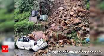 7 killed in J&K cloudburst, several missing; 9 die in Himachal Pradesh flash floods
