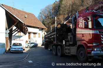 Regierungspräsidium lehnt Tempo 30 für Langenau und Enkenstein ab - Schopfheim - Badische Zeitung