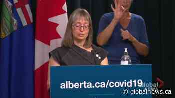 Albertans in their 20s, 30s urged to get their COVID-19 vaccine