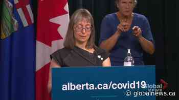 Alberta bringing COVID-19 measures in line with other respiratory viruses: Hinshaw