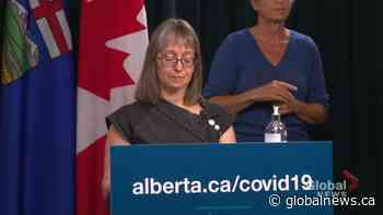 Alberta must prepare for other health concerns as COVID-19 concern decreases: Hinshaw