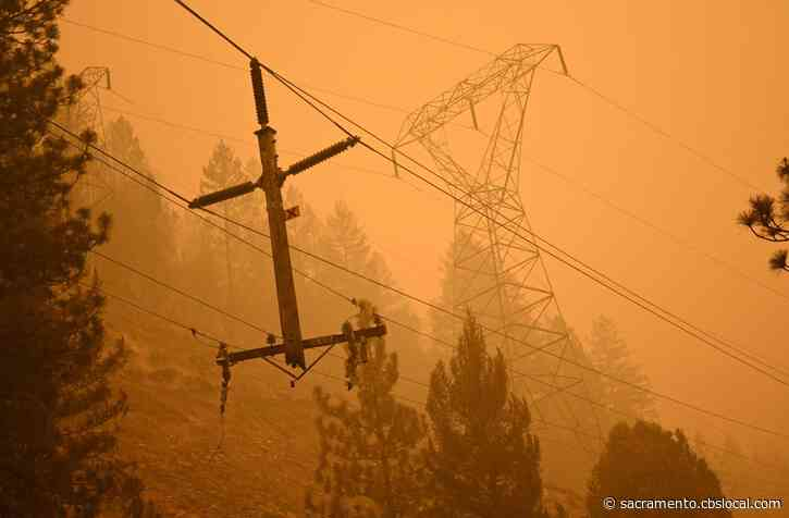 Smoke Drifts Into The Valley As Dixie Fire Grows To 217, 581 Acres