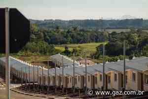 Casas nos loteamentos Mãe de Deus e Santa Maria serão entregues no dia 6 - GAZ
