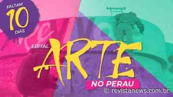 """Santa Maria: """"Arte no Perau"""" está com inscrições até 6 de agosto - Revista News"""