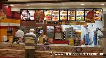 VÍDEO: Diretora da Faculdade Santa Maria vai abrir filial de famosa franquia de fast-food em Cajazeiras - Diário do Sertão