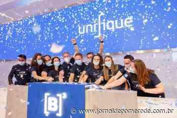 Unifique conclui IPO no Novo Mercado da B3 - Jornal de Pomerode