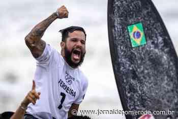 Ítalo Ferreira é ouro em Tóquio e 1º campeão olímpico no surfe - Jornal de Pomerode