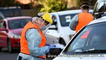 Seven new coronavirus cases in Victoria as health department investigates one mystery case - Bendigo Advertiser