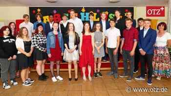 Die Schüler der Klasse 10b der Solleschule Zeulenroda sind erfolgreich - Ostthüringer Zeitung