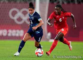 Canadian forward Deanne Rose to join England's Reading FC after Tokyo Olympics