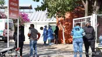 Se registraron dos muertes y 267 casos de coronavirus en Catamarca - El Ancasti