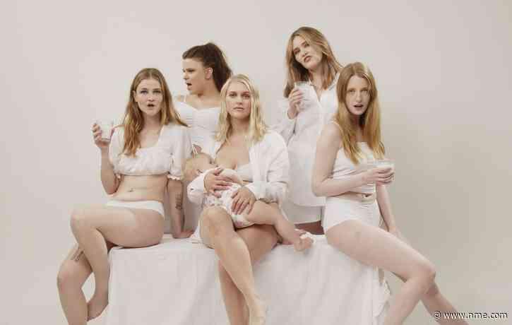 Daughters Of Reykjavík share calcium-packed 'Hot Milf Summer' video