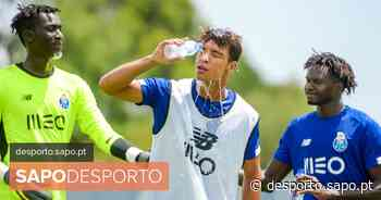 Campeão pelo FC Porto reforça baliza do Académico de Viseu - SAPO Desporto