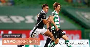 """Famalicão espera """"chegar a bom porto"""" nas negociações com o Sporting por Ugarte - SAPO Desporto"""