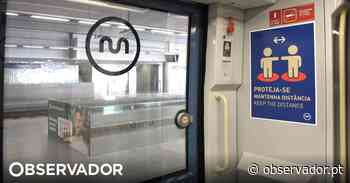 Greve dos maquinistas da Metro do Porto com forte adesão. Vários passageiros tiveram de arranjar transporte alternativo - Observador