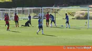 Veja alguns dos principais lances do FC Porto-Louletano - Record