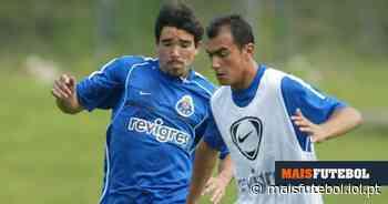 Mourinho lançou-o no FC Porto e agora é fisioterapeuta dos dragões   MAISFUTEBOL - Maisfutebol