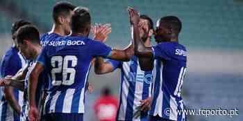 Notícias - Campeão francês vergado no Algarve - FC Porto