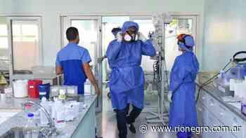 Cinco muertos y tercera suba consecutiva de contagios de coronavirus en Río Negro - Diario Río Negro