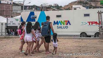 400 personas fueron vacunadas en San Mateo, parroquia rural de Manta - El Comercio (Ecuador)