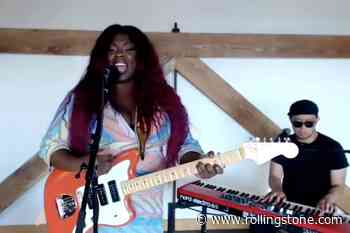 Yola Performs 'Stand for Myself' Songs on Rolling Stone's Twitch - Rolling Stone