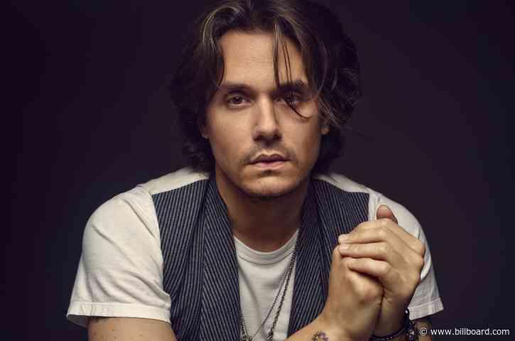 John Mayer's 'Sob Rock' Rules at No. 1 on Billboard's Top Album Sales Chart