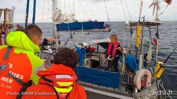 Landes. Un voilier de vacanciers en difficulté au large de Capbreton, la SNSM intervient - actu.fr