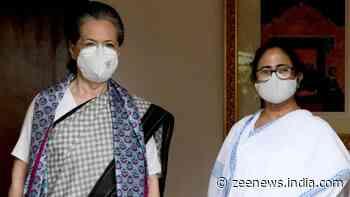 Pegasus to 2024 polls: Series of topics discussed as Mamata Banerjee met Sonia Gandhi in Delhi