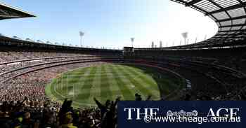 Crowds will be present for AFL grand final, racing carnival: Andrews