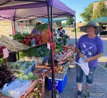 Celebrating National Farmer's Market Week - KLIN