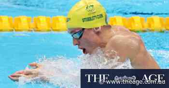 Stubblety-Cook wins maiden Olympic gold in 200m breaststroke final