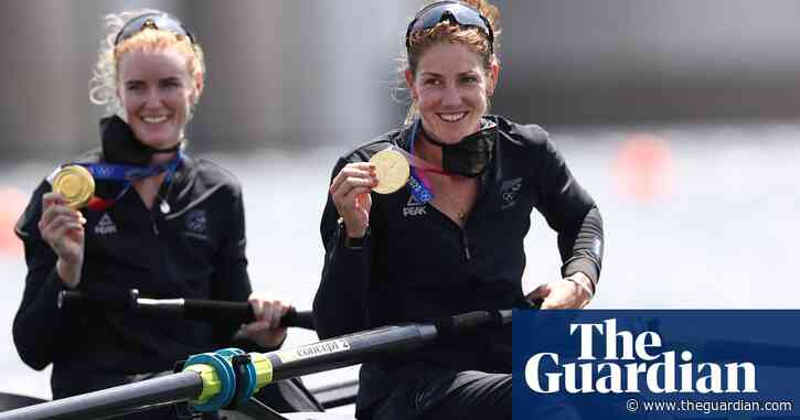 Prendergast and Gowler win first gold for New Zealand at Tokyo Olympics