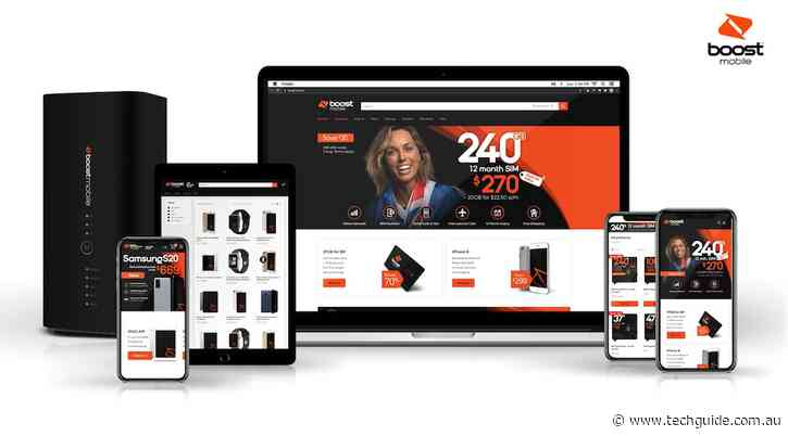 Boost Mobile signs 10-year network deal with Telstra to offer even more services
