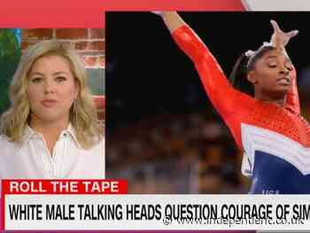 Piers Morgan mocked by CNN host after criticising Simone Biles: His 'Athletic claim to fame' is running off set