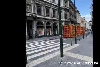 Wafels en frieten rijden door Brussel (Brussel) - Het Nieuwsblad