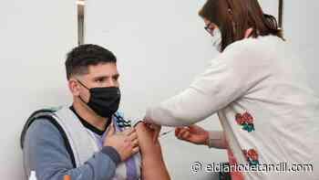 Coronavirus: Tandil superó las 100 mil dosis de vacunas aplicadas - El diario de Tandil