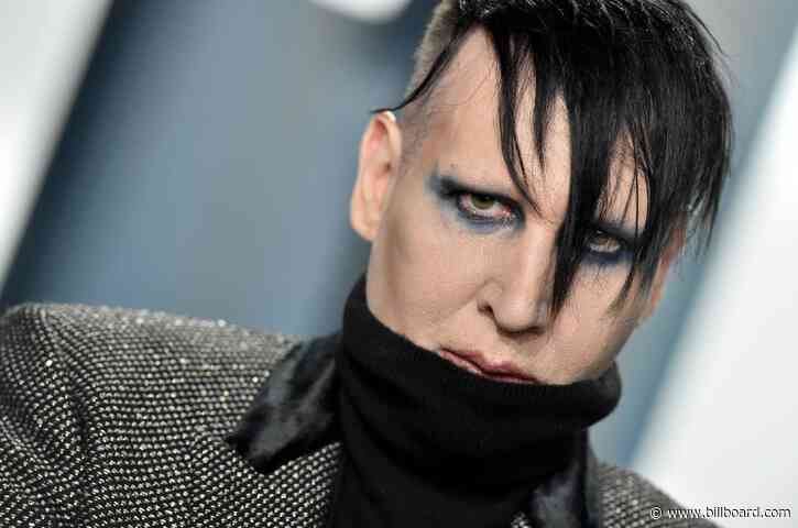 Marilyn Manson Court Docs Claim Assault Allegations are 'Coordinated Attack'
