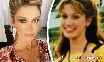 Delta Goodrem,36, has barely aged a day; posts 2000 Olympic throwback