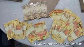 PF combate crimes de moeda falsa em Tobias Barreto/SE - Ponta Porã Informa - Notícias de Ponta Porã - MS e - Ponta Porã Informa